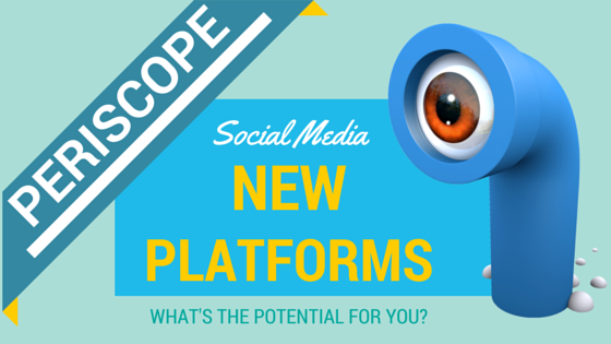 Social Media Live Broadcast Stream Periscope