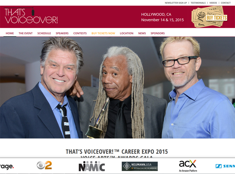 Thats Voiceover 2015